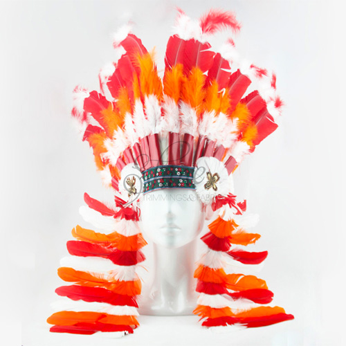 indian headdress halloween costume