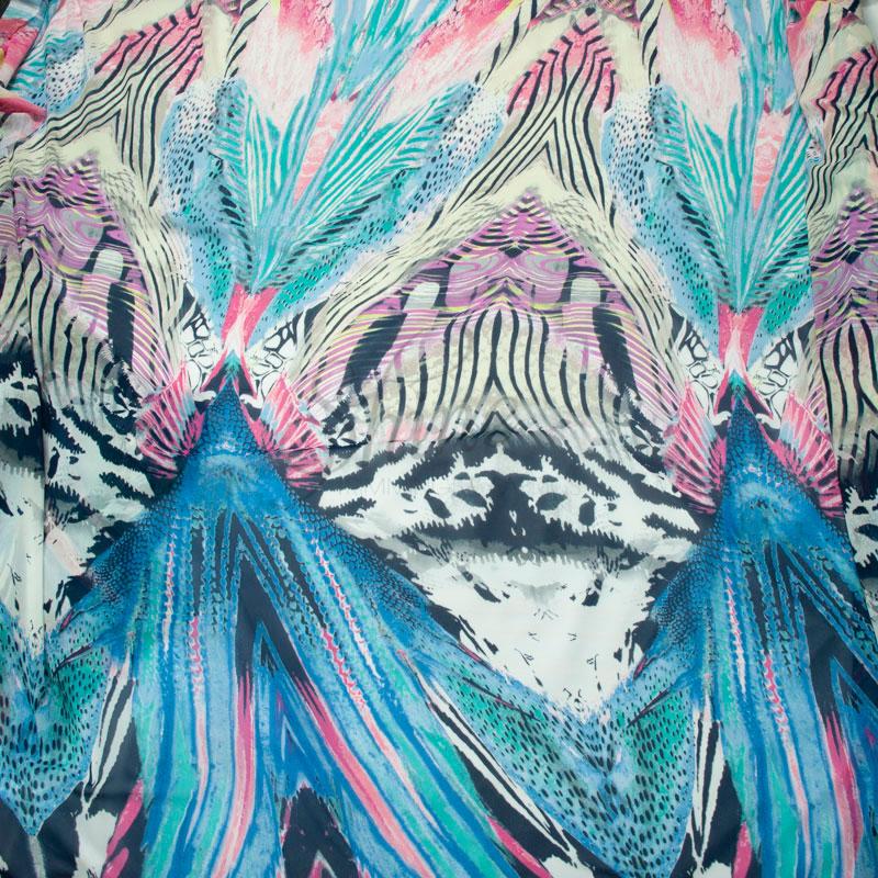 Mystic Oceans – Printed Chiffon