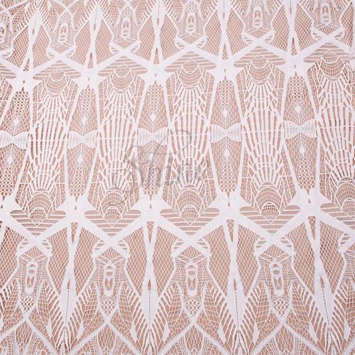 Gatsby Art Deco Guipure Lace
