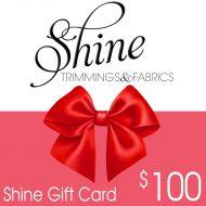Shine Gift Card $100