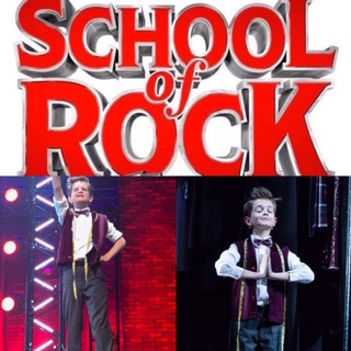 School Of Rock - Hudson Sharp