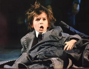 Hudson Sharp in Matilda