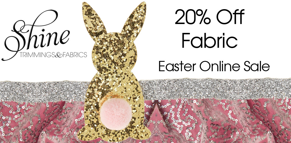 The Shine Online Easter Sale