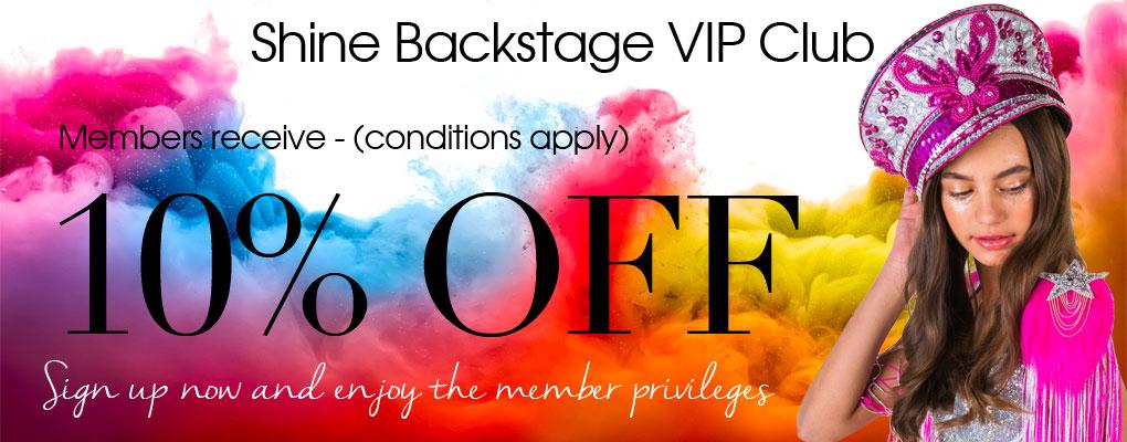Shine Backstage VIP Club