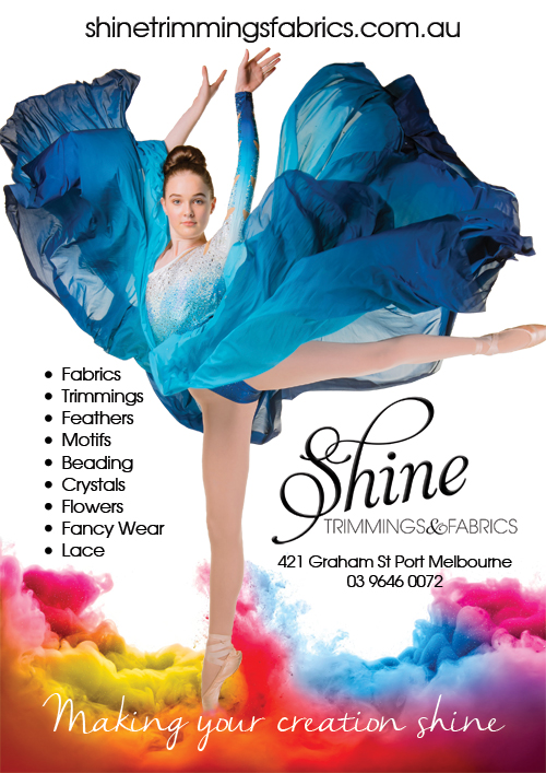 Full page catalogue - Born to Perform Dance Festival