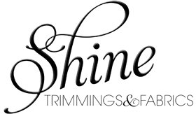 Shine Trimmings & Fabrics logo