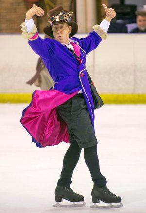 Ice skating costumes