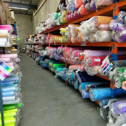 Shine Trimmings & Fabrics Wholesale Warehouse