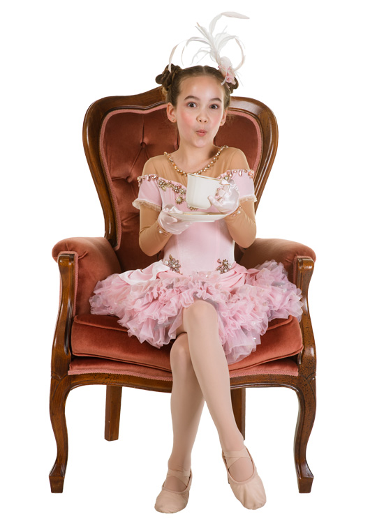 Tea Party costume