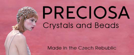 Preciosa crystals and beads
