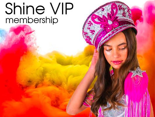 Shine VIP Backstage Club