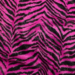 Neon Tiger Pink/Black